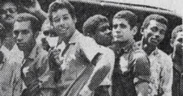 Historia Dominicana en Gráficas: La Banda Colorá de los 12 años de Balaguer