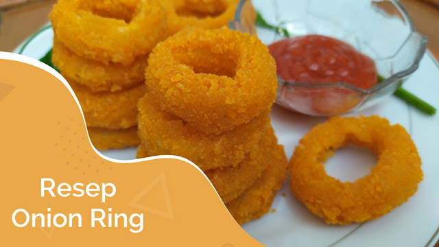 Cara Membuat Bawang Bombay Crispy