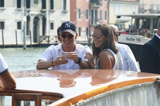 PAY Bastian Schweinsteiger With His Fiancee Ana Ivanovic In Venice