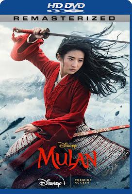 Mulan [2020] [DVDBD R1] [Latino]