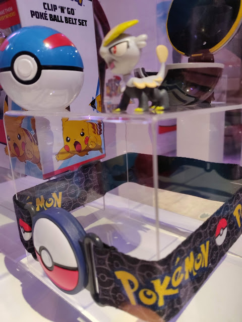Clip N Go Pokemon trainer belt from Role-play Range