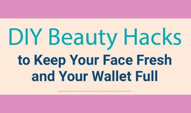 Simple and Affordable DIY Beauty Hacks