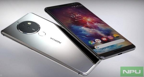 Nokia works on a leading phone named Nokia 8 Pro