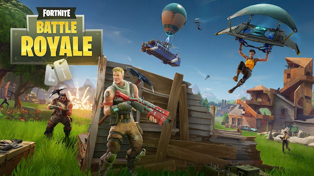 Cara Memainkan Game Fortnite di Android