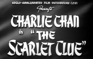 Película Charlie Chan en huellas siniestras Online