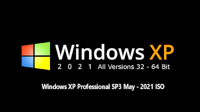 Windows XP Professional SP3 ISO May-2021