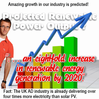 UK biogas plant growth image