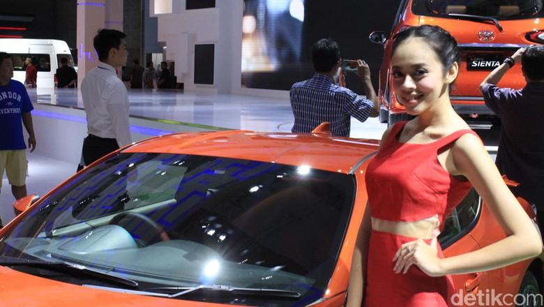 Toyota Akan Luncurkan Mobil Edisi Khusus dan Terbatas di GIIAS 2017