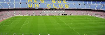 Di Stadion Nou Camp, Spanyol