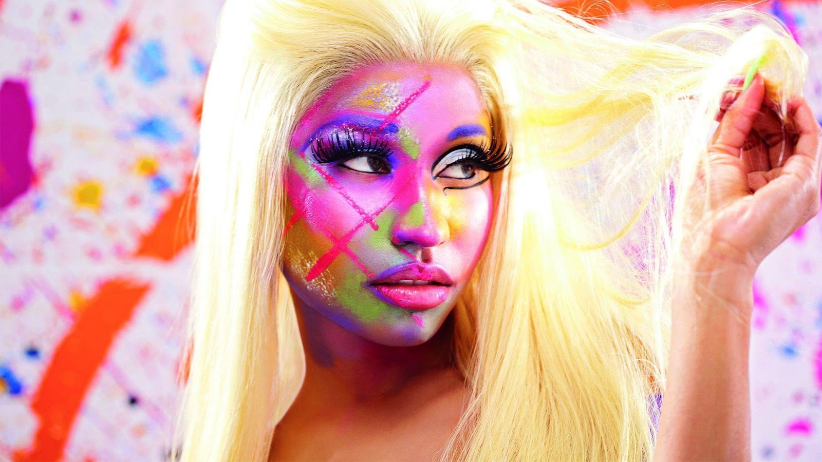 tous les wallpapers Nicki Minaj