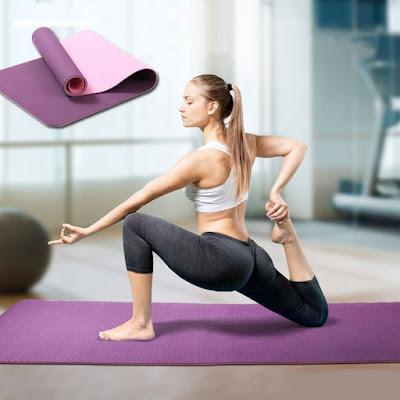 sử dụng thảm tập yoga chất lượng