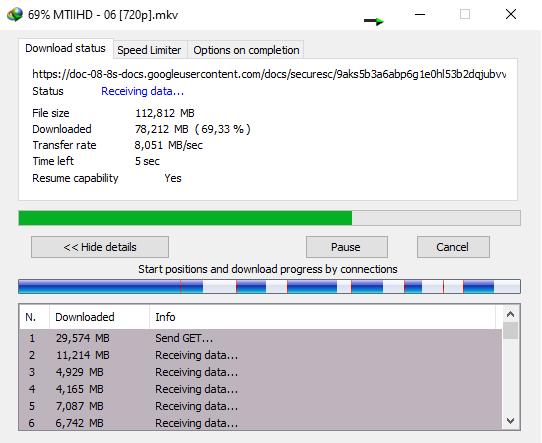 speed download idm