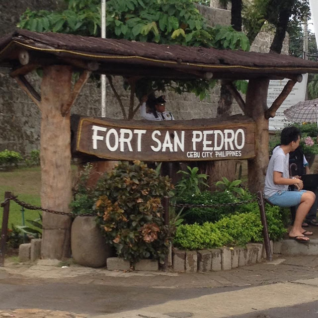 Fort San Pedro in Cebu City