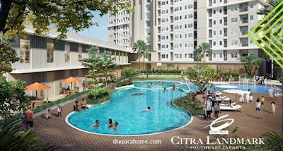 Citra Landmark South East.Citra Landmark Ciracas, sebuah apartemen terbaru persembahan PT Ciputra Citra Trisula di Jalan Raya Ciracas, Jakarta Timur