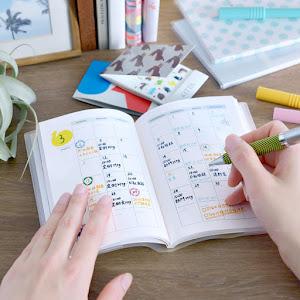 写真入りスケジュール帳が簡単に!自分好みのオリジナル手帳を作ろう