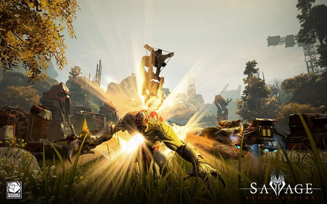 Savage Resurrection PC Full