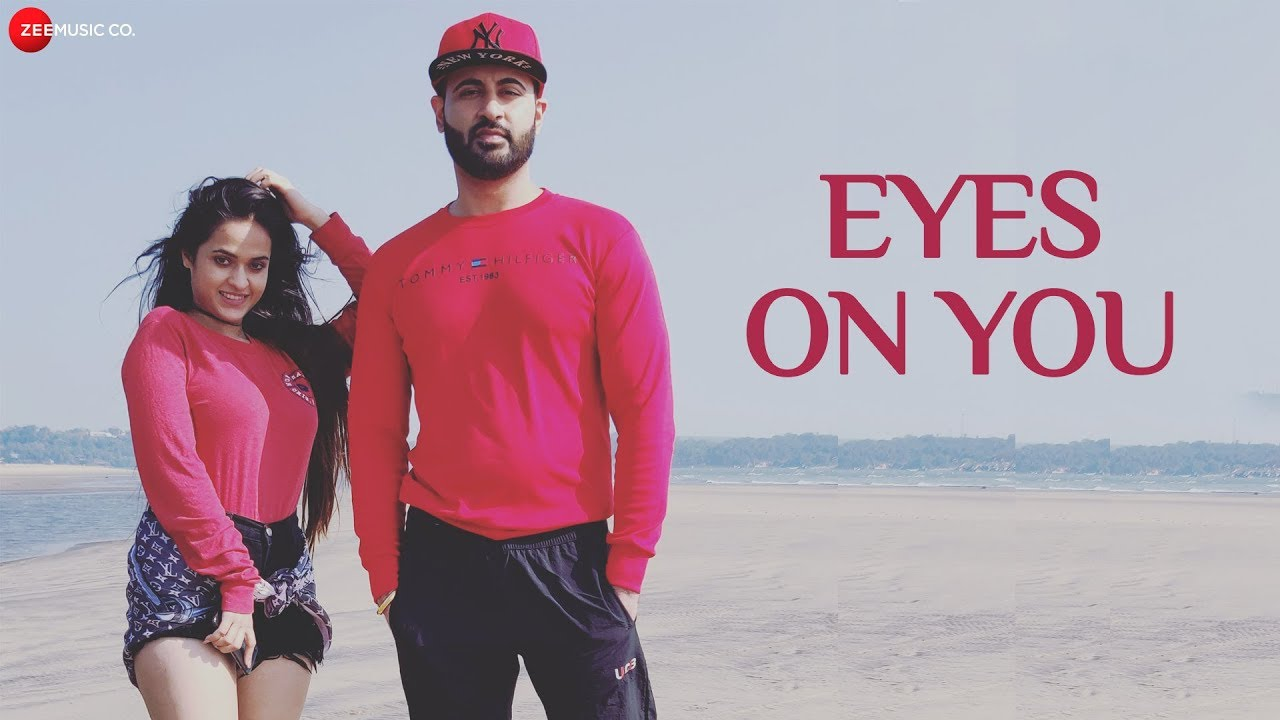 Eyes On You Song Poster