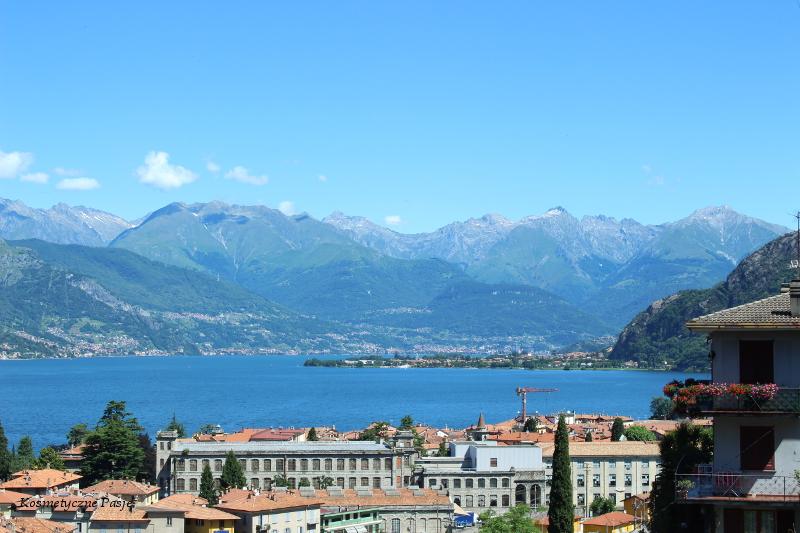 jezioro i góry, włoskie morskie oko