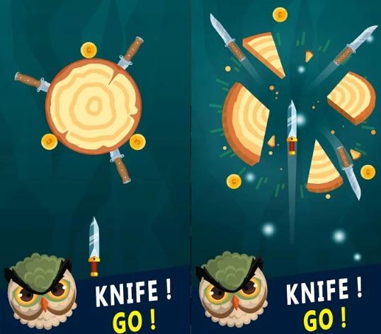 Knife Frenzy - v1.0.96 - Mod Money