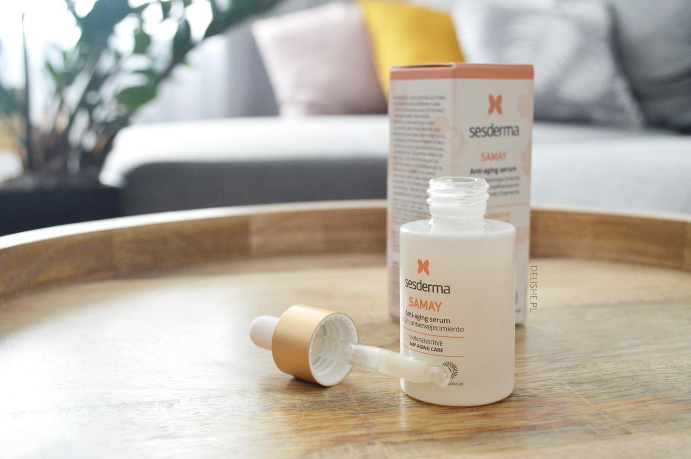 Samay anti-aging serum Sesderma 4skin recenzja