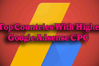 Top 40 Countries With Highest Google Adsense CPC