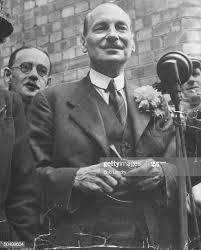 El líder del proyecto laborista de 1945