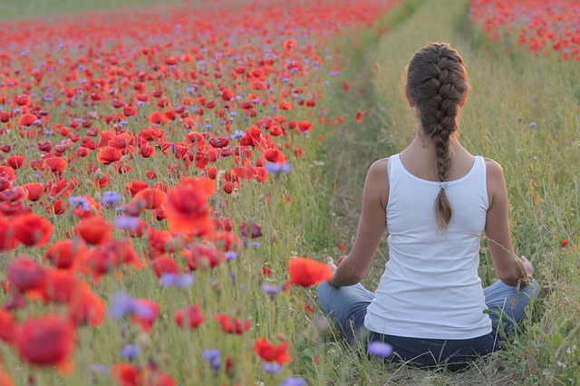 Respiration Yoga.