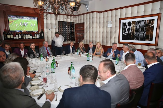 Predsjednik Đukanović sreo se sa predstavnicima dijaspore u Njujorku