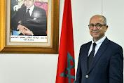 Pidato Duta Besar Maroko pada HUT Ke-21 Raja Mohammed VI Naik Tahta