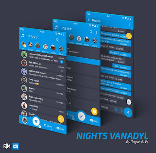 Nights Vanadyl