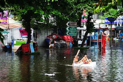 alluvione-cambiamenti climatici-danni