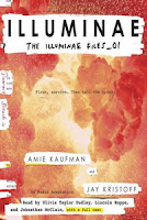 Illuminae by Amie Kaufman & Jay Kristoff, read by Lincoln Hoppe, Olivia Taylor Dudley, Jonathan McClain, and a Full Cast