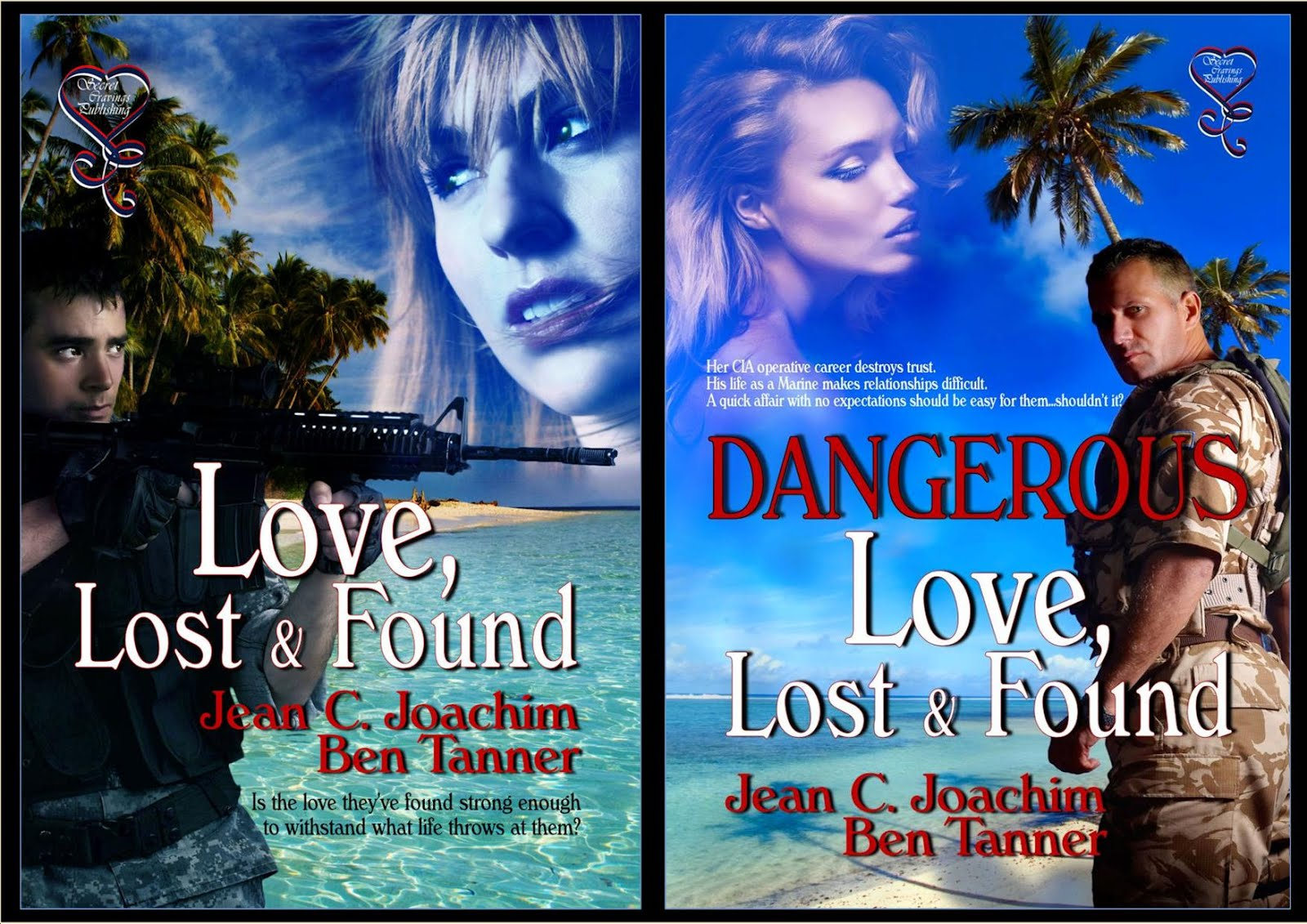 MILITARY ROMANTIC SUSPENSE!