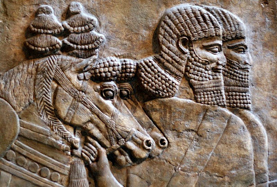 More on Decline of Assyrian Empire investigated