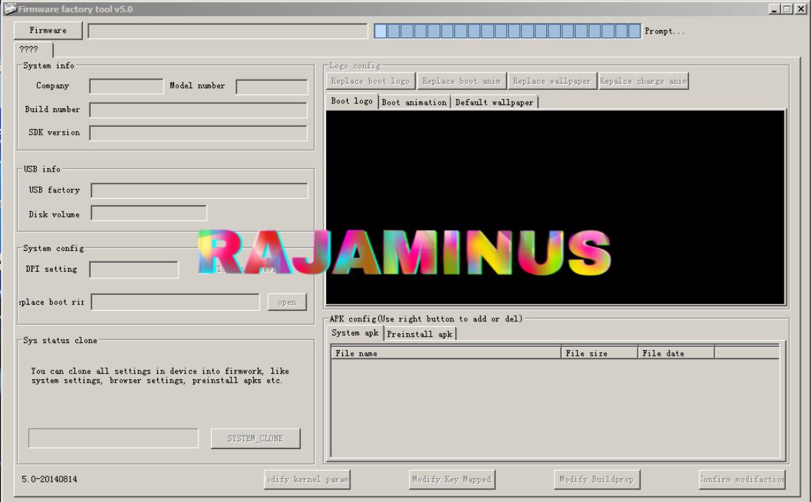 Rockchip Firmware Update