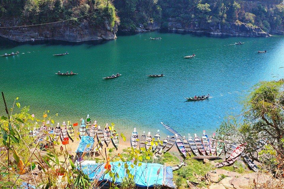 Dawki - Paradise of Northeast, India