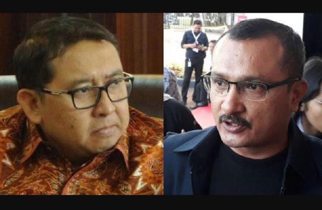 Mau Fitnah Jokowi, Bac*t Fadli Zon Disleding Ferdinand Dengan Sukses!