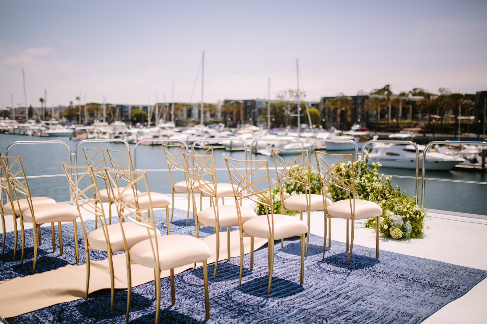 Los Angeles Yacht Wedding Ideas | Brian Leahy Photography