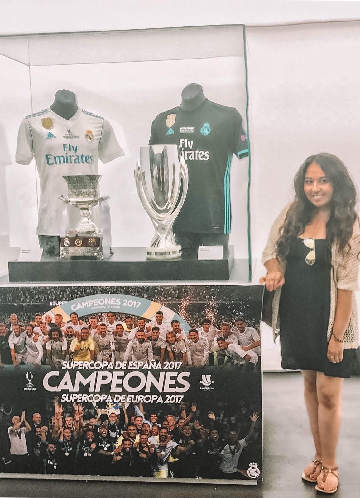 Santiago Bernabéu Stadium Experience
