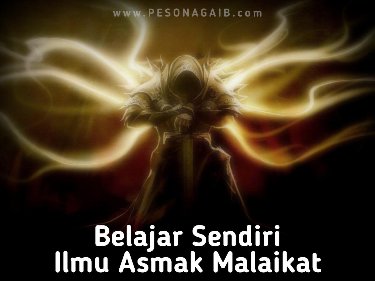 Ilmu Asmak Malaikat