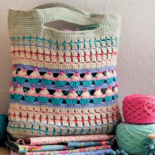 Crochet a Muffin Bag - Free Pattern