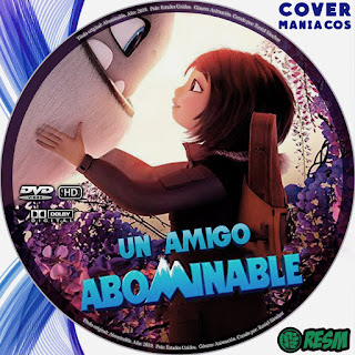 GALLETA ABOMINABLE - UN AMIGO ABOMINABLE 2019