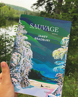 "Photo du roman ""Sauvage"" de Jamey Bradbury chez Gallmeister"