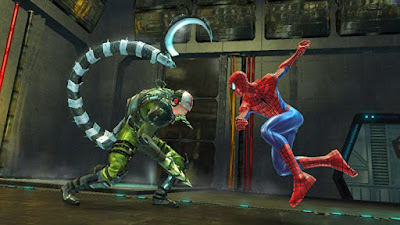 Game Spiderman HD 3