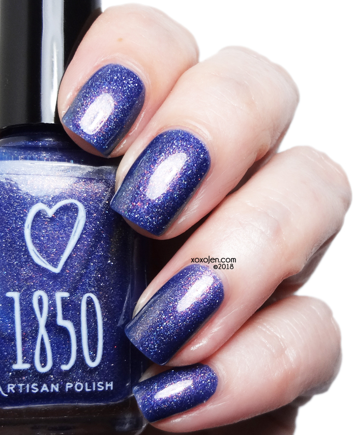 xoxoJen's swatch of 1850 Artisan Orion's Belt