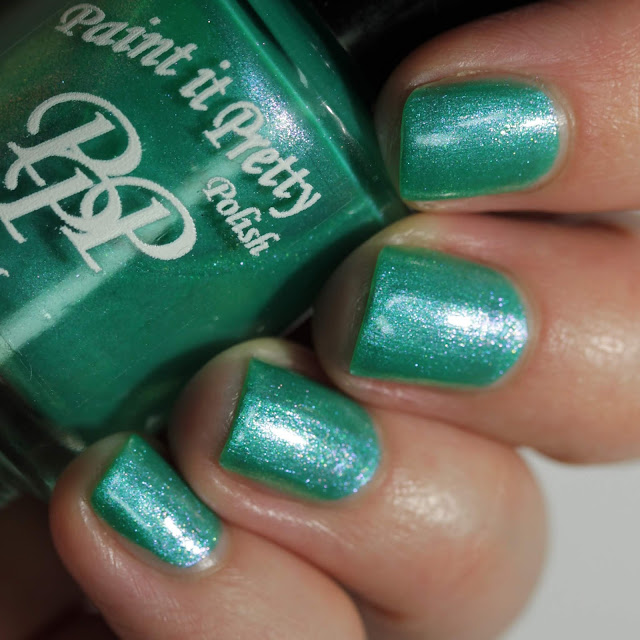 Paint It Pretty Polish Bluegrass swatch by Streets Ahead Style