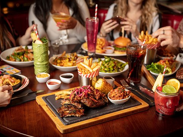Lunch from TGI Fridays -Starts from Only AED 29 -  For Pickup or Delivery - Limited Period