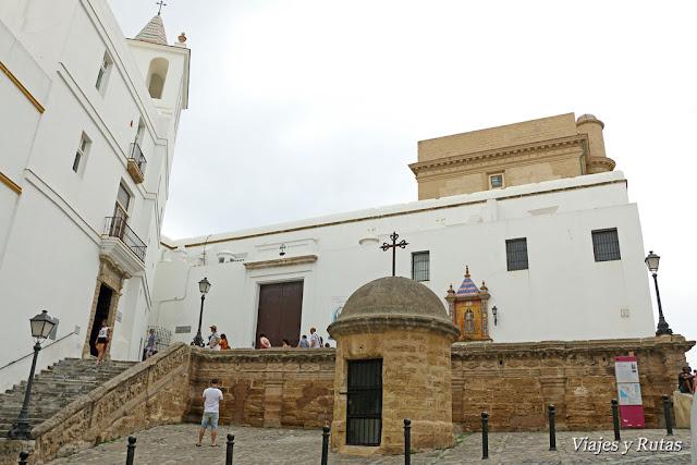 Catedral Vieja de Cádiz