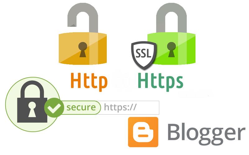 Bật giao thức SSL/HTPPS cho Blogspot để được đánh giá an toàn và bảo mật hơn