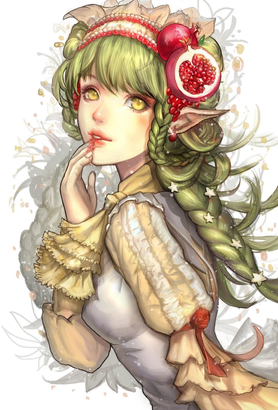 Digital Art/Illustrations by Sangrde